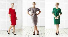 Платья от Фedora Studio коллекции Ванесса и Клер. Размеры от 40 до 50. Цена 5900 и 6500 Подробнее на сайте http://www.fedorastudio.ru/shop/section/list/ru.3372.-1.htm
