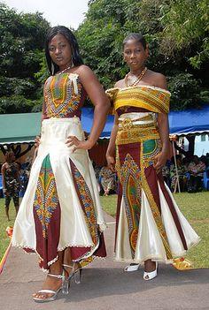 Ghana Kente Styles | kente dresses kente fashion african dresses ghana beautiful women ...