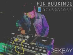 Easy To Love, House Music, Mixtape, Afro, Dj, Movie Posters, Film Poster, Billboard, Africa