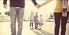 Faire des photos de famille sympa