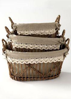 The Little Corner ~Baskets