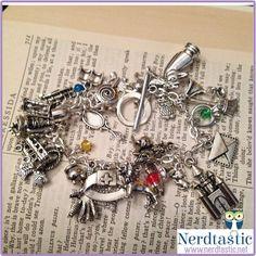 Harry Potter 30 Charm Bracelet