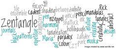 Weekly Zentangle Roundup - lots of links to Zentangle patterns...