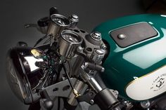 Honda CB550 Cafe Racer by Cafe Cycles #motorcycles #caferacer #motos | caferacerpasion.com