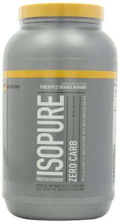 Natures Best  Zero Carb Isopure Pineapple Orange Banana, 3 Lb, Container - http://www.gainmusclefastnow.com/natures-best-zero-carb-isopure-pineapple-orange-banana-3-lb-container/