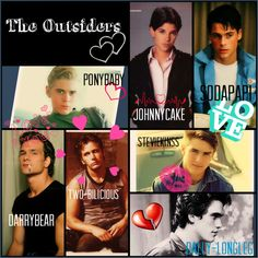Darry is so under-appreciated! And that hospital reunion just kills me every time! He's been so worried about Pony and missed him fiercely, and I just don't see why anyone would hate on Darry! The Outsiders Darry, The Outsiders Steve, The Outsiders Greasers, The Outsiders Quotes, The Outsiders Imagines, The Outsiders 1983, Good Movies To Watch, Sad Movies, I Movie