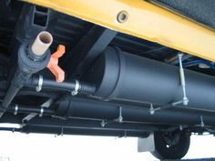 Pvc pipe greywster pipes under frame wouldn't need to be freeze proof. Pipe systems drained out and winterized. Kombi Trailer, Kombi Camper, Kombi Home, Camper Trailers, Cargo Trailer Conversion, Camper Van Conversion Diy, Camper Hacks, Diy Camper, Van Life