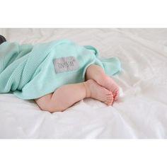 Bambusz kötött takaró - menta Onesies, Kids, Clothes, Products, Mint, Young Children, Outfits, Boys, Clothing