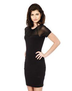 http://www.stalkbuylove.com/elsa-black-pencil-dress-8.html StalkBuyLove.com