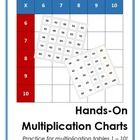 Hands-on Multiplication Charts: Montessori-inspired