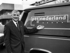 1988, new logo PTT