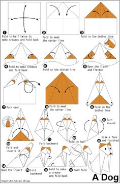 851 Best Origami Images On Pinterest