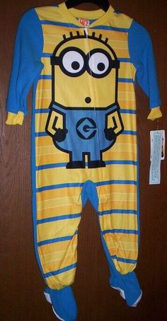 I have many other styles and sizes of pjs listed. Size is Boy's or Girl's It's comfortable, soft and fun. Zip closure at front. Features zip-up front.