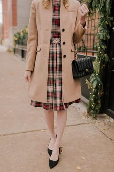 Sharing The Best Stewart Plaid Clothing with you guys today! Plus why Stewart plaid is my favorite plaid of all plaids. It's the best!