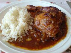 Pečené kuře na čínský způsob