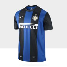 Inter Milan 2012-13 Home Jersey