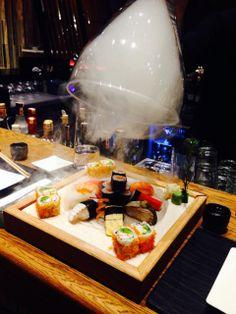 #istanbul #teppanyakialaturka #asian #food #sushi #ankara