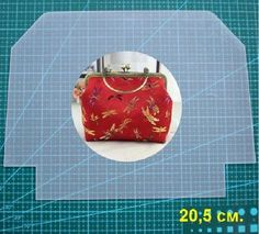 Выкройки с образцами готовых сумочек. – Ярмарка Мастеров Frame Purse, Handmade Handbags, Pouch, Wallet, Purse Patterns, Fabric Bags, Small Bags, Bag Making, Purses And Bags