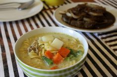 NZ Chicken Soup Recipe with Fresh Vegetables