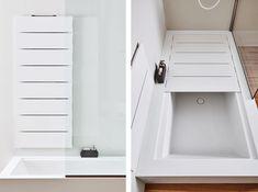 Vasca e doccia insieme: Rexa Design