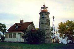 Windmill Point Lighthouse    Alburg,Vermont