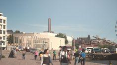Katajanokalle rakennetaan uudenlainen elokuvateatteri – salissa tuulee ja tuoksuu 30.6.2016 HS