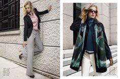 PAUL STUART 2012 FALL & WINTER | WORKS | デキスギ D.K.S.G. #paulstuart #fashion #movie #image #direction #design #shooting #advertisement #catalogue #poster #dekisugi #web #model #women