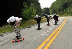 downhill speed Longboard