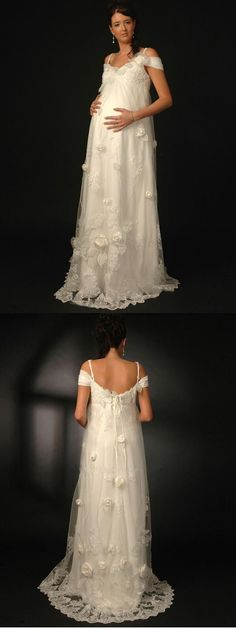 42 Best Plus Size Maternity Wedding Dresses Pregnancy Attire
