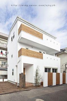 컨셉이 부드럽고 편안함인 2세대주택