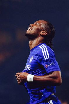 """""""You can take a player out of Chelsea, but you can't take Chelsea out of a player."""" - Didier Drogba"""
