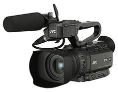 JVC GY-HM200 4KCAM Compact Handheld Camcorder JVC