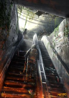 ""\""""The Longest Journey"""": The Superb Post-Apocalyptic And Sci-Fi Concept Art By Ismail Inceoglu Discover the art of Ismail Inceoglu, a concept artist based in Varna, Bulgaria. Post Apocalypse, Apocalypse Aesthetic, Apocalypse World, Apocalypse Survival, Metro 2033, Apocalypse Landscape, Dystopian Art, Post Apocalyptic City, Arte Zombie""235|333|?|en|2|061829e0c140d6b48654778ba2c4d2b5|False|UNLIKELY|0.28259292244911194