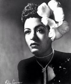 Beautiful Billie Holiday