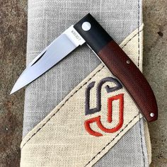 Jared Oeser knives