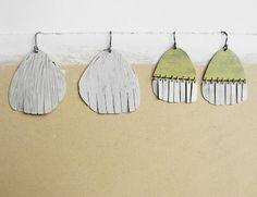 Natalia Milosz-Piekarska - even more awesome earrings!!! wow i love natalia's work soooo much!!!