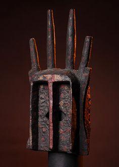 Dogon Wilu (Gazelle) Mask - Museum of African Art African Masks, African Art, Tragedy Mask, Mask Dance, Steel Sculpture, Masks Art, Beautiful Mask, African Culture, Tribal Art