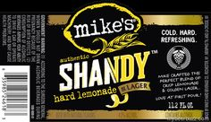 Mike's Hard Lemonade & Lager Authentic Shandy