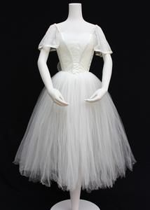 This site is so cool for the costume aficionado: This is Margot Fonteyn's dress from Les Sylphides