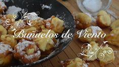 Uno de los dulces típicos del día de Todos los Santos son los BUÑUELOS DE VIENTO, los más habituales son los rellenos de crema pastelera, nata o trufa.