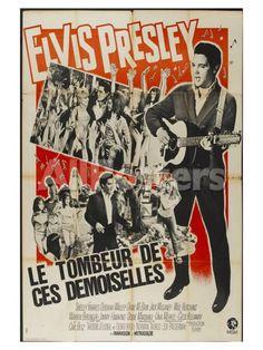 Spinout, Finnish Movie Poster, 1966 Movies Art Print - 46 x 61 cm