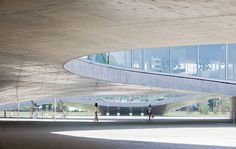 SANAA-Rolex learning center-niiiiiiice