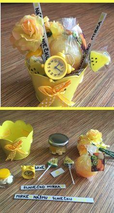 You are my sunshine birthday present
