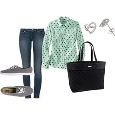 Wear to Class - Polyvore