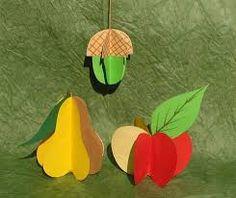 Risultati immagini per herbst paper craft Teaching French, Autumn, Fall, Techno, Preschool, Paper Crafts, Charts, Craft Ideas, School
