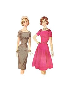 Vintage McCall's Sewing Pattern 1960s by AdeleBeeAnnPatterns, $14.00
