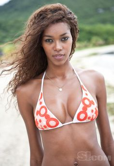 Jessica White - Sports Illustrated Swimsuit 2009 Location: Canouan Island, The Grenadines, Raffles Resort Photographed by: Raphael Mazzucco
