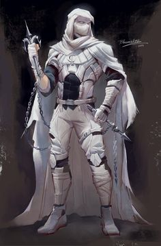 Moon Knight suit concept art by - MoonKnight Batman Concept Art, Subnautica Concept Art, Fallout Concept Art, Alien Concept Art, Star Wars Concept Art, Creature Concept Art, Marvel Art, Marvel Heroes, Comic Kunst