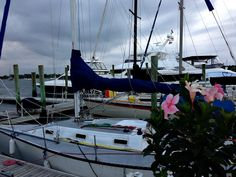 The sun will be out soon on the Beaufort Town Docks in Beaufort, North Carolina. (Photo by Betsy Cartier) Travel Magazines, Small Towns, Budget Travel, Cartier, North Carolina, Things To Do, America, Sun, Activities