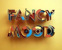 designaemporter:Fancy Mood by Luke Brown